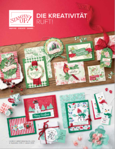Herbst Winter Katalog Stampin Up 2019