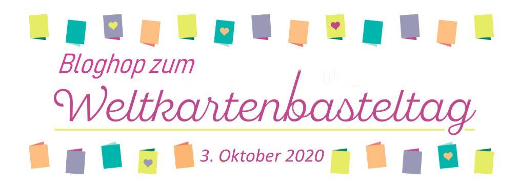 BlogHop_Weltkartenbasteltag2020_Banner